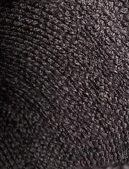 Pieces - PCLILLO STRAW BAG SWW - bucket-laukut - black - 3