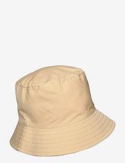 Pieces - PCTOMMA BUCKET HAT - bøllehatte - hemp - 0