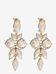Pieces - PCNIKANA EARRINGS D2D - statement earrings - gold colour - 0