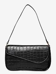 Pieces - PCMONAI SHOULDER BAG D2D - handväskor - black - 0