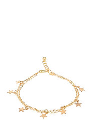 PCNUKKI BRACELET D2D - GOLD COLOUR