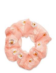 PCMOLLY SCRUNCHIE D2D - BRIDAL ROSE