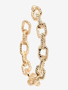 PCDODO HOOP EARRINGS D2D - statement oorbellen - gold colour