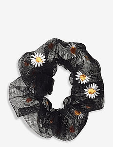 PCMOLLY SCRUNCHIE D2D - haar accessoires - black