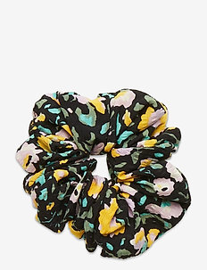 PCJULLE SCRUNCHIE BOX D2D - hair accessories - black