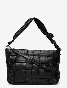 PCJIREAD CROSS BODY D2D - håndtasker - black