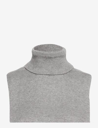 PCFIONIA NECKWARMER BC - halsvarmere - light grey melange