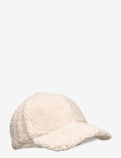 PCFRIDY CAP - kasketter - whitecap gray