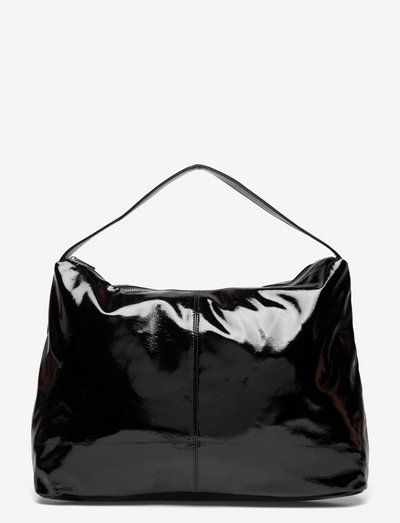 PCKUNA SHOULDER BAG - håndtasker - black