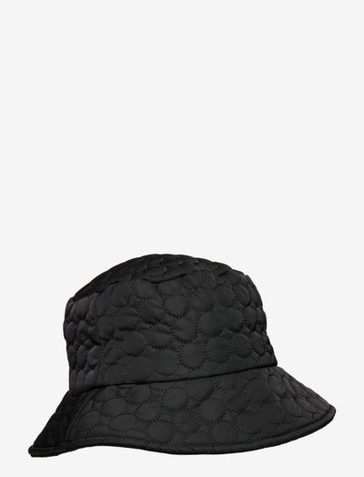 PCANA BUCKET HAT D2D BC - chapeau de seau - black