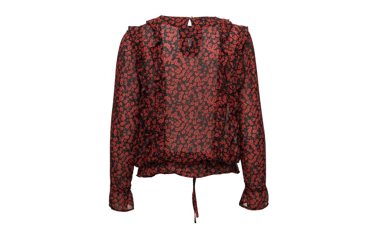 Flair Shirt Georgette 100 Ammeli Pieszak Sulphur Polyester wqEHp56