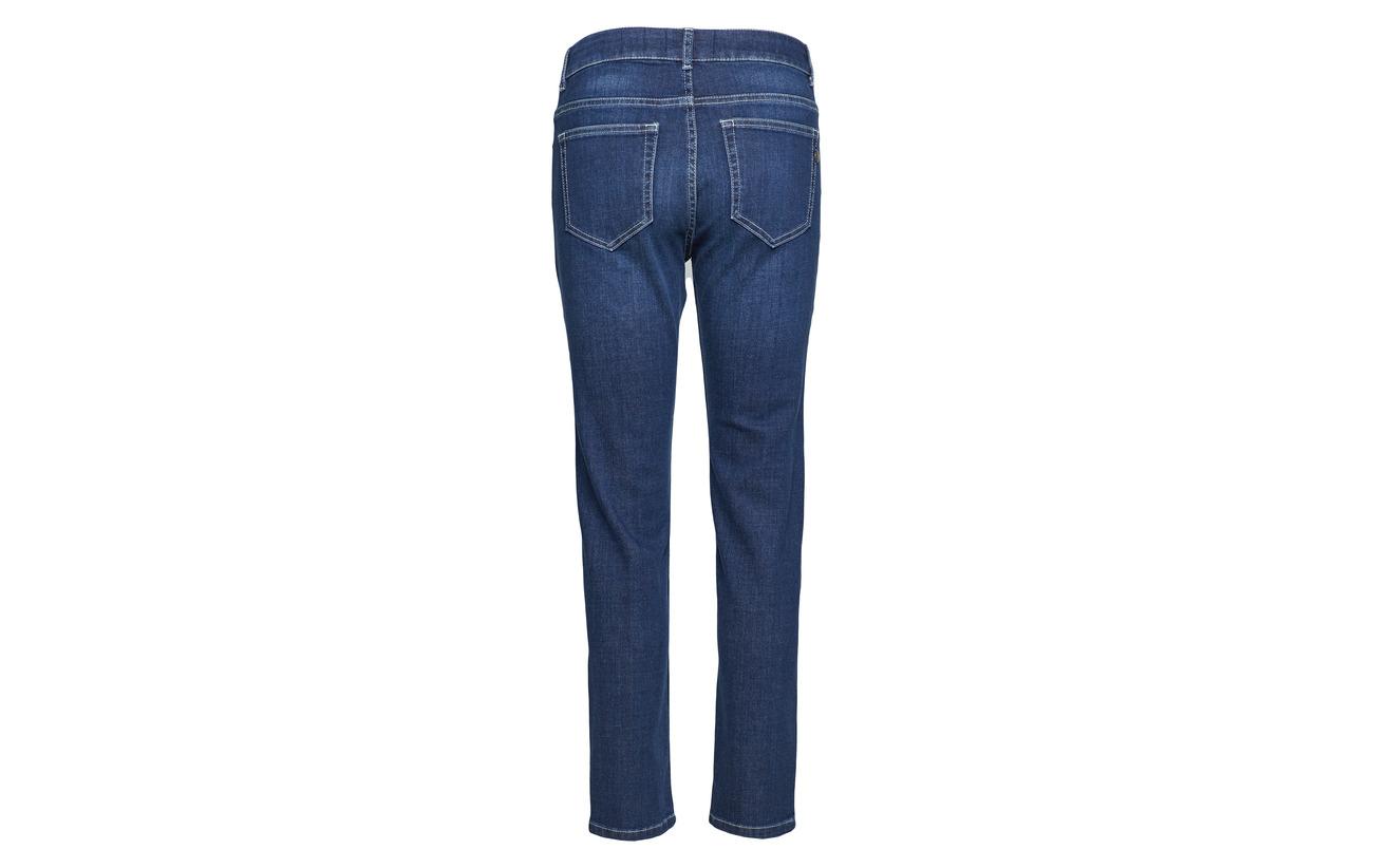 4 Authentic Mom Coton Emily 89 N Wash 7 y Pieszak Elastane Blue Denim Polyester aBwcqtq7nx