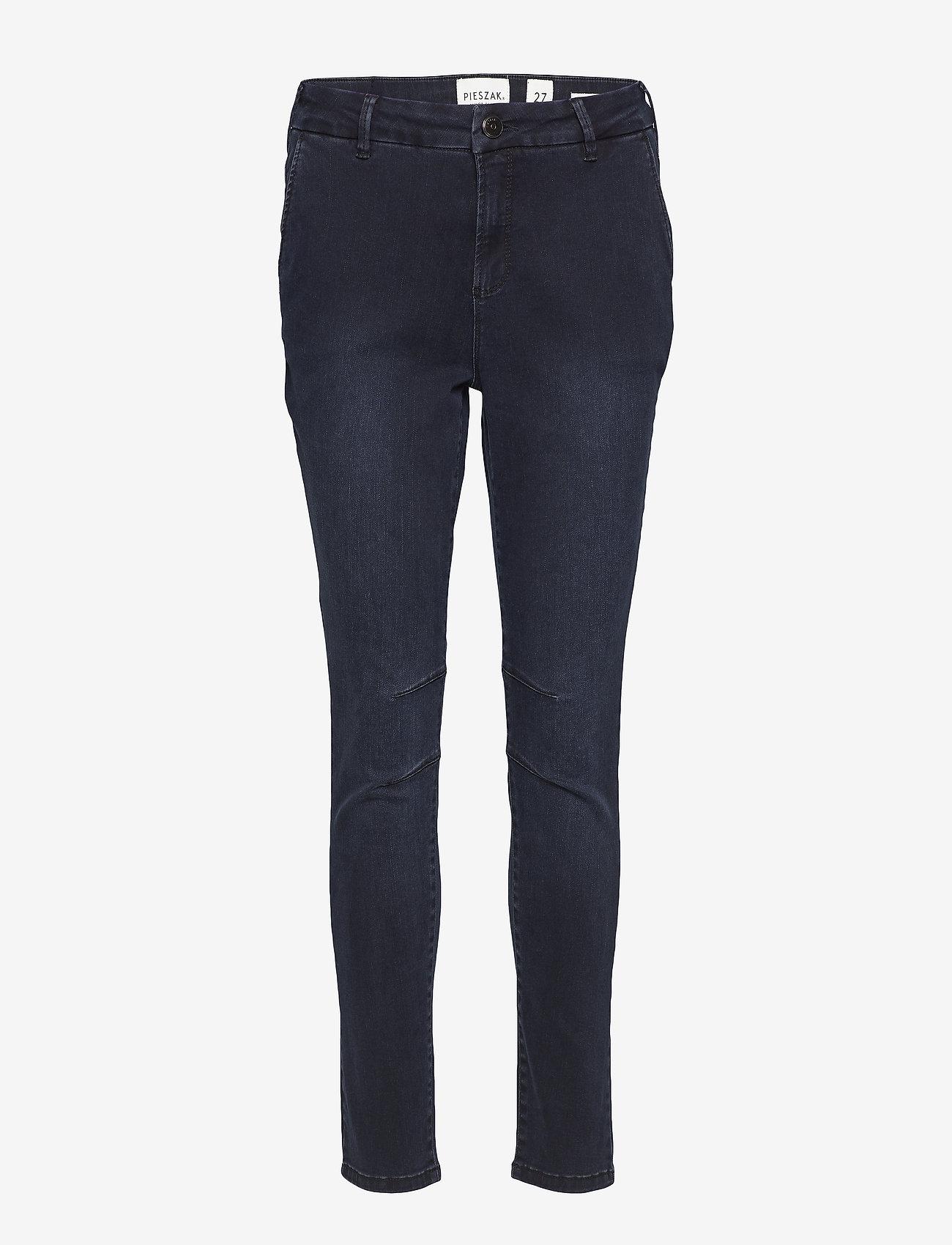 Pieszak - Kenya jeans wash Oakland - slim jeans - denim blue