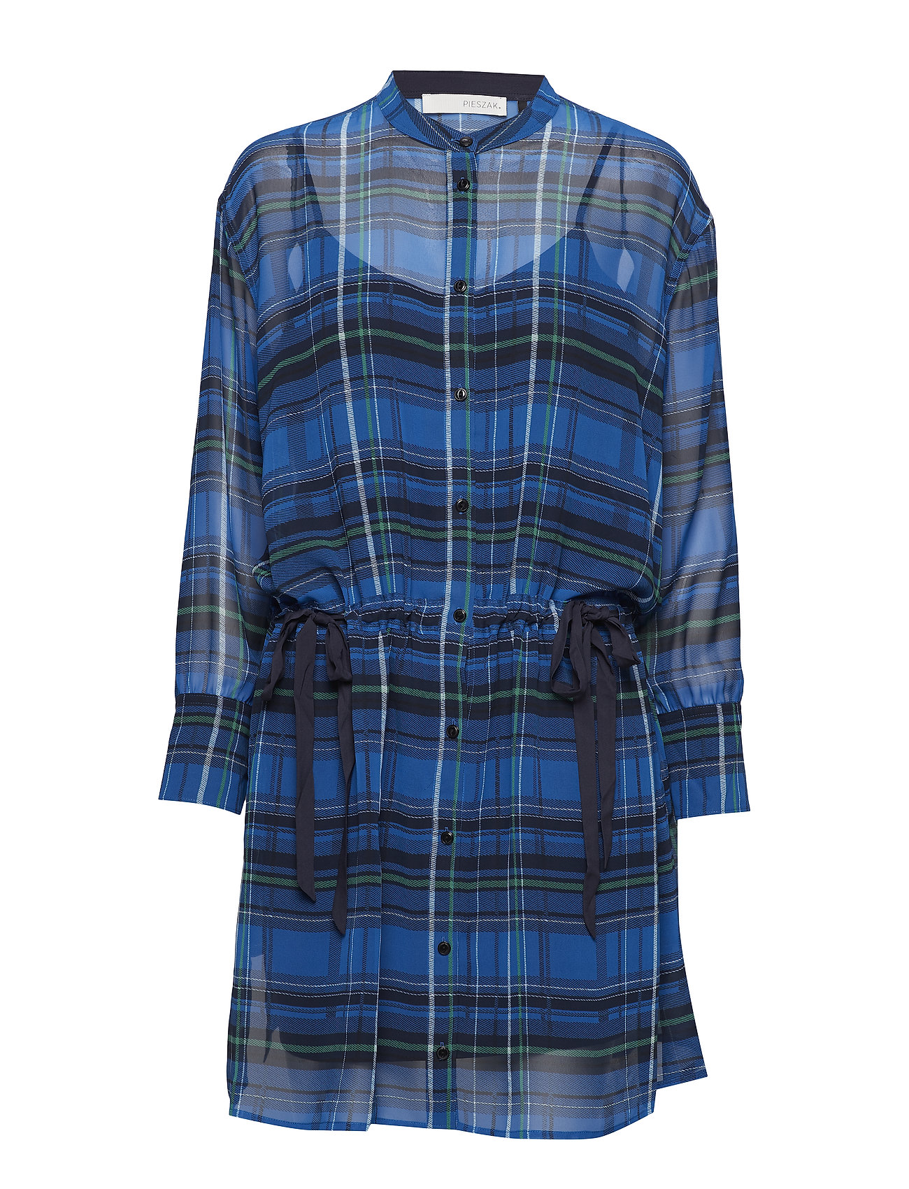 Pieszak Hannah kimono dress - SHARP BLUE