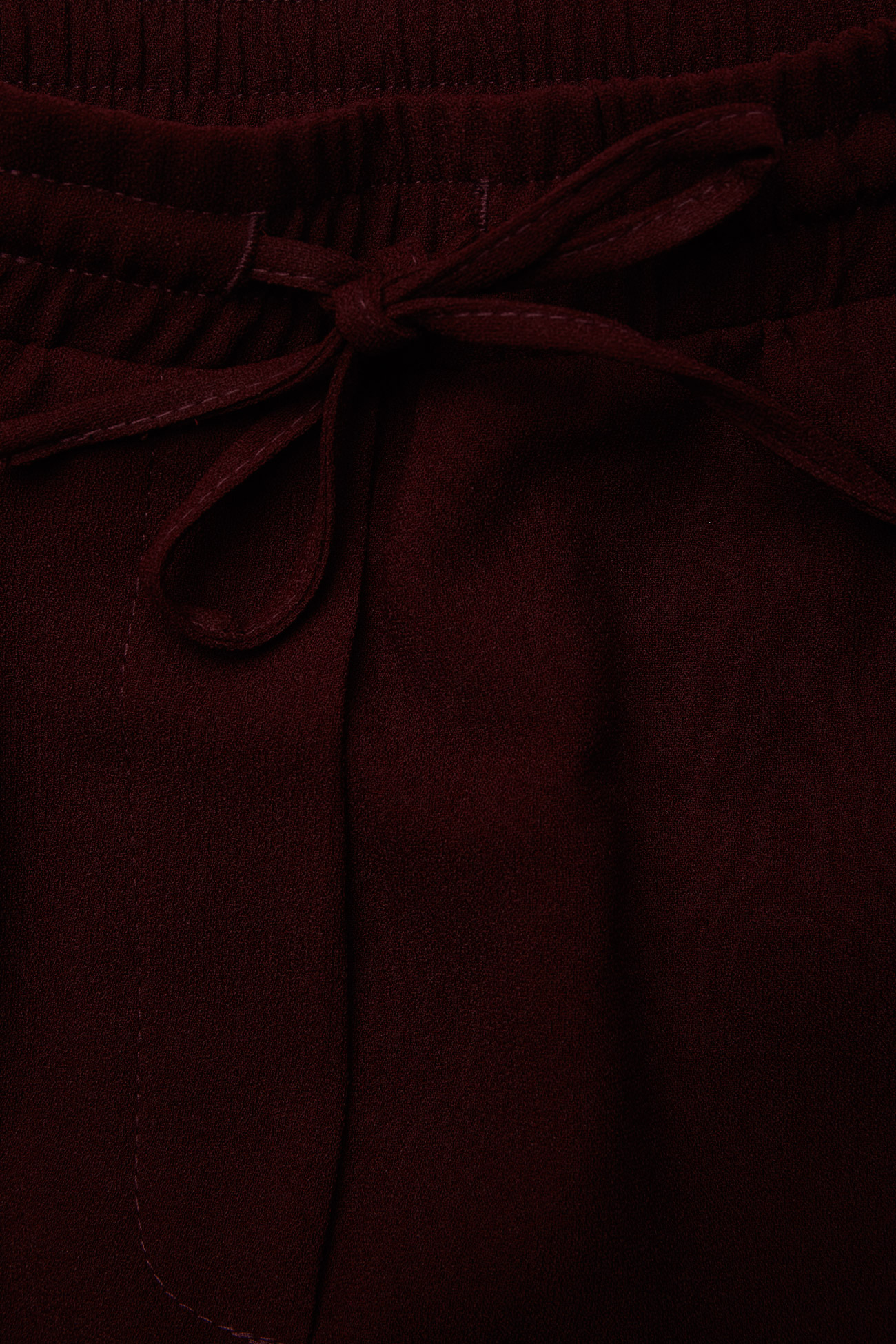 Pieszak Jessica Pant - Byxor Deep Red Wine
