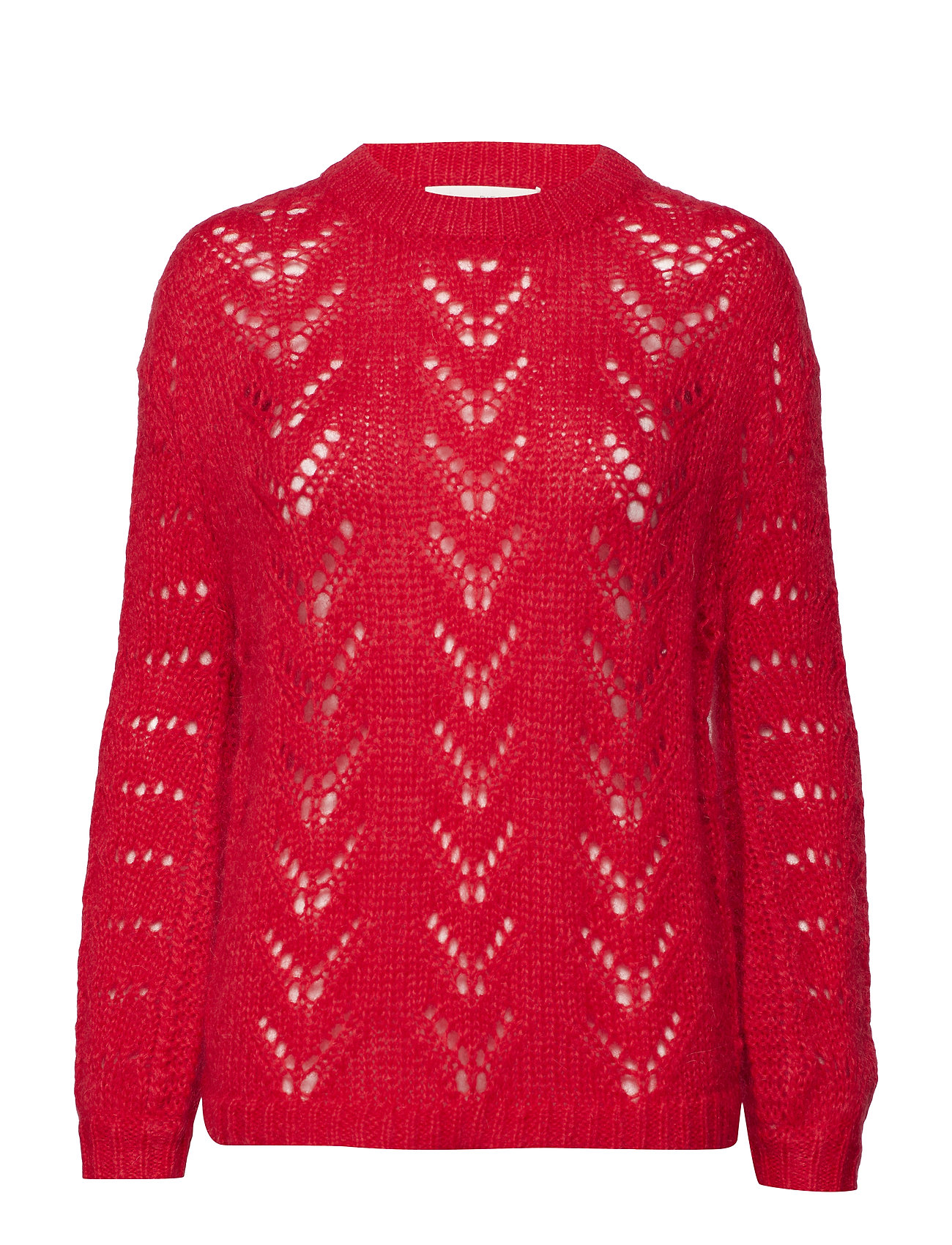 Pieszak Pam knit - STRONG RED