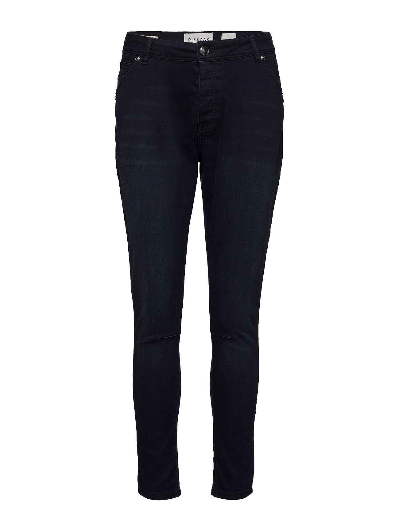 Pieszak Bianca jeans blue black - BLUEBLACK