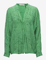 Pieszak - Safira wing shirt - blouses à manches longues - grass green - 0