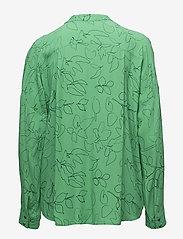 Pieszak - Safira wing shirt - blouses à manches longues - grass green - 1