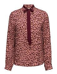 Amira silk shirt - BLOSSOM