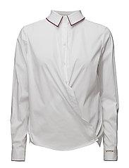 Tine LS shirt - WHITE 1