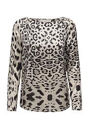Lilja blouse - CHAMPAGNE