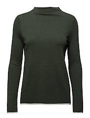 Bailey boatneck knit - BOTTLE GREEN
