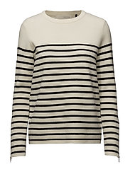 Tammy knit - WINTER WHITE