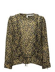 Ammeli flair shirt - SULPHUR