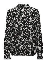 Amilie blouse - BLACK