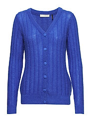 Arlene cardigan - SHARP BLUE