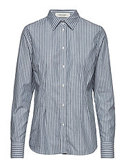 Chill shirt - NAVY STRIPED