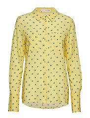 Lila shirt - PALE YELLOW