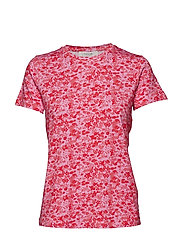 Louisa tee - CANDY PINK