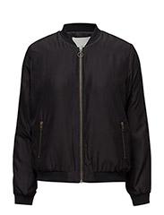 Mally bomber jakcet - BLACK