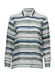 Cleo ls shirt - PRINT