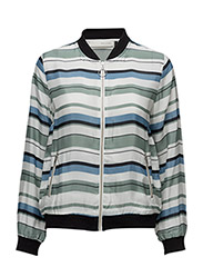 Cleo bomber jacket - PRINT