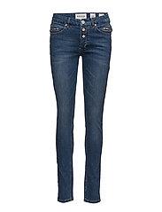 Nadja jeans wash Torino - DENIM BLUE