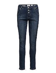 Barbara jeans wash Brescia - DENIM BLUE