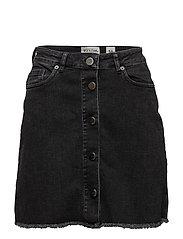 Diva SWAN skirt black - BLACK