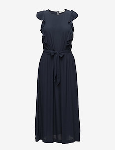 Josephine SL maxi dress - ULTRA NAVY