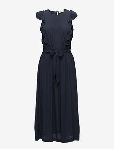 Josephine SL maxi dress - ULTRA NAVY