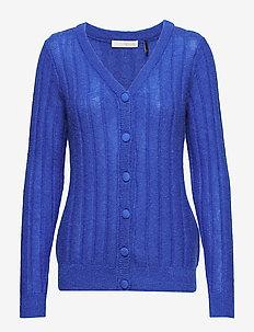 Arlene cardigan - SHARP BLUE
