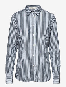 Chill shirt - NAVY STRIPED