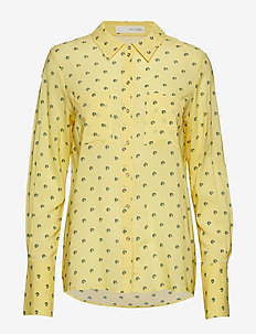 Lila shirt - PALE YELLOW