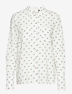 Lila shirt - SNOW WHITE