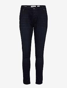 Bianca jeans blue black - BLUEBLACK