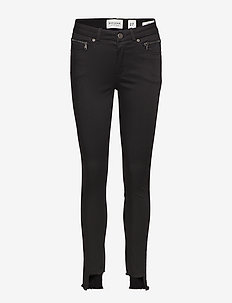 Naomi cropped support Sophisticated - BLACK