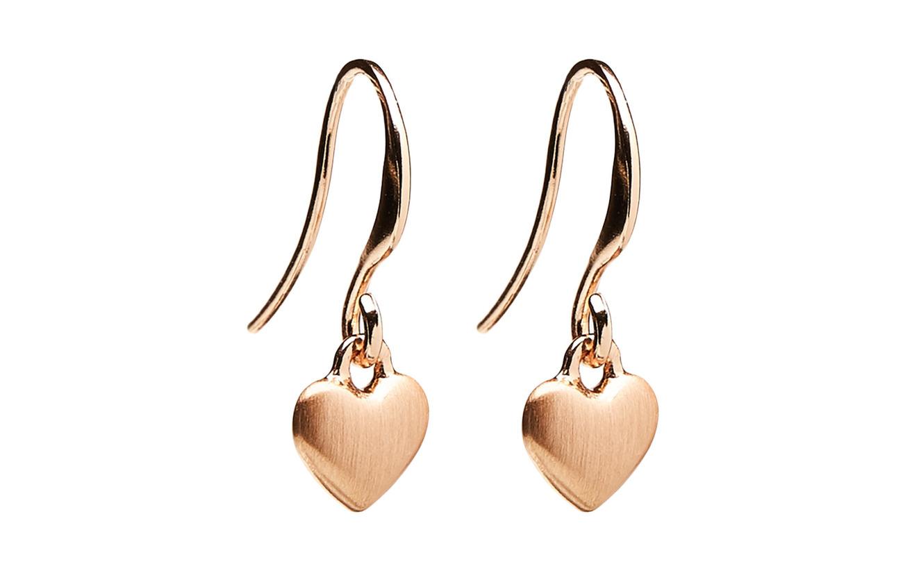 Pilgrim Earrings - ROSE GOLD COLOR