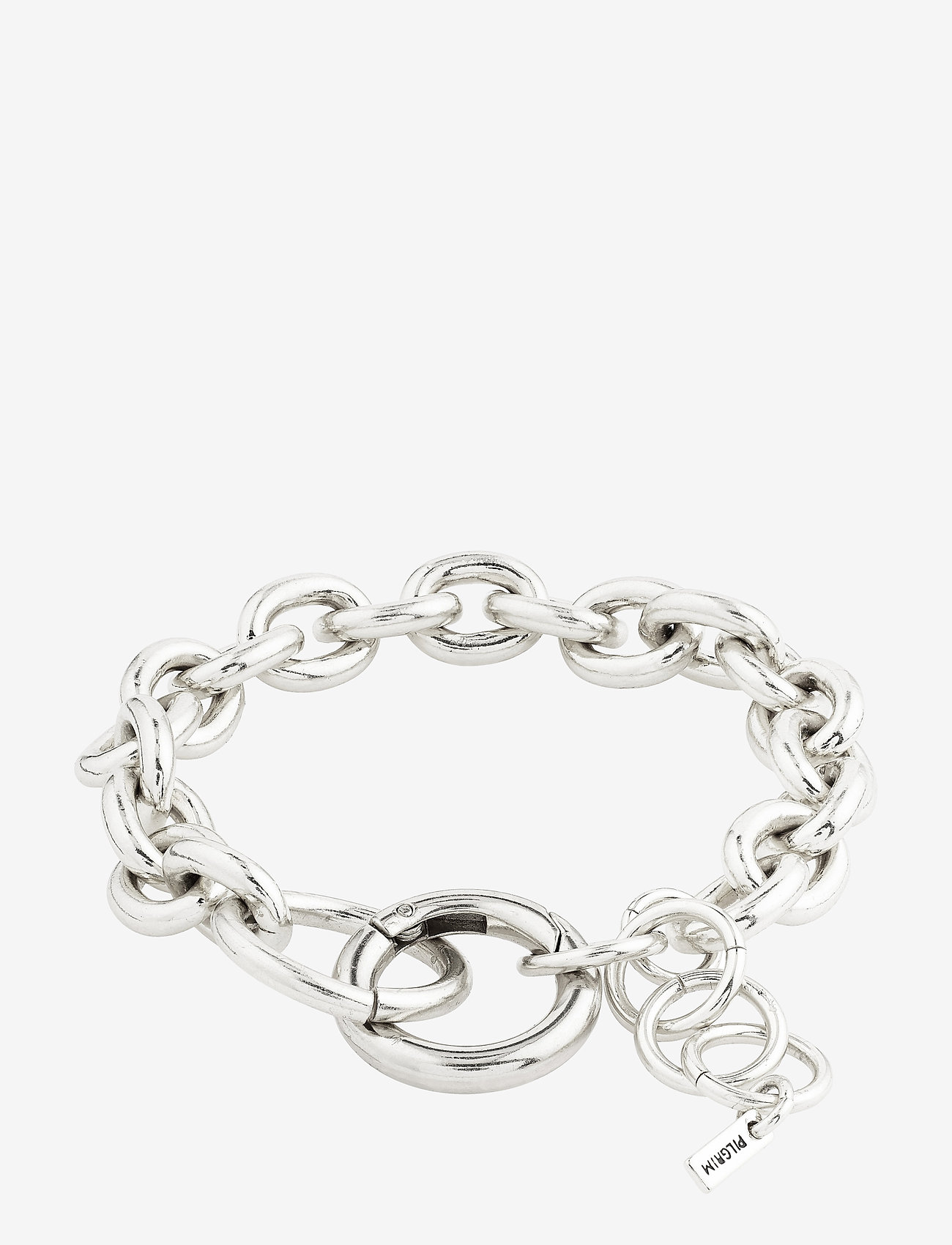 Pilgrim - Bracelet Heritage Silver Plated - dainty - silver plated - 0